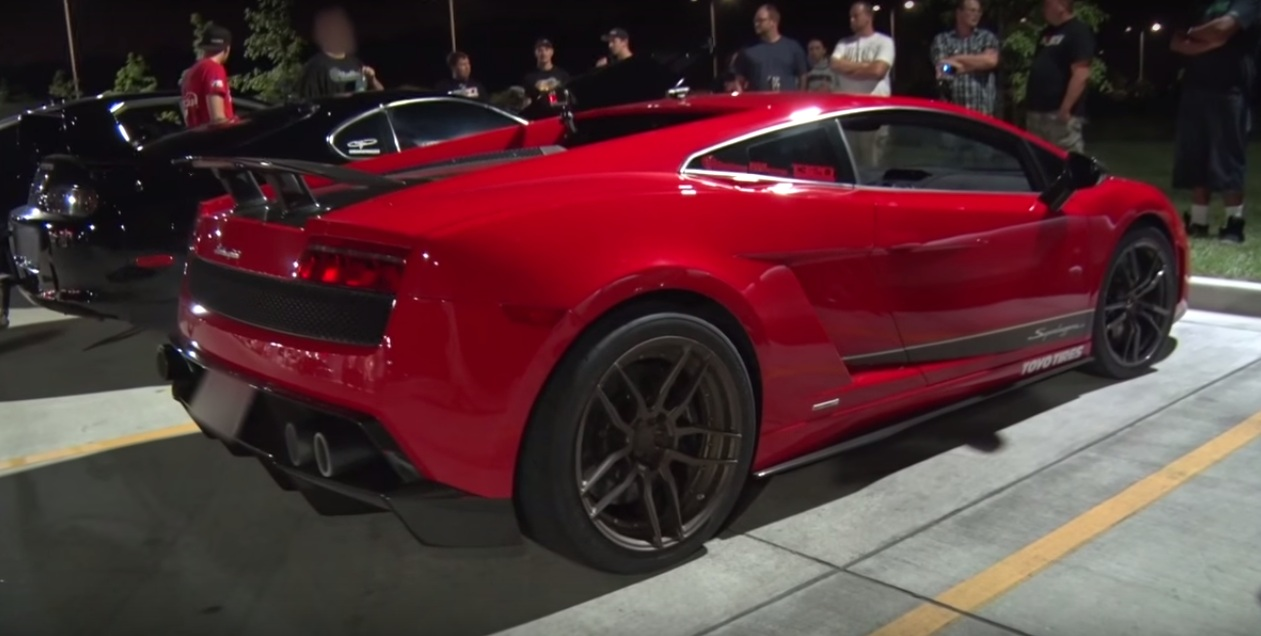 1 700 Hp Lamborghini Races 1 500 Hp Supra On The Street