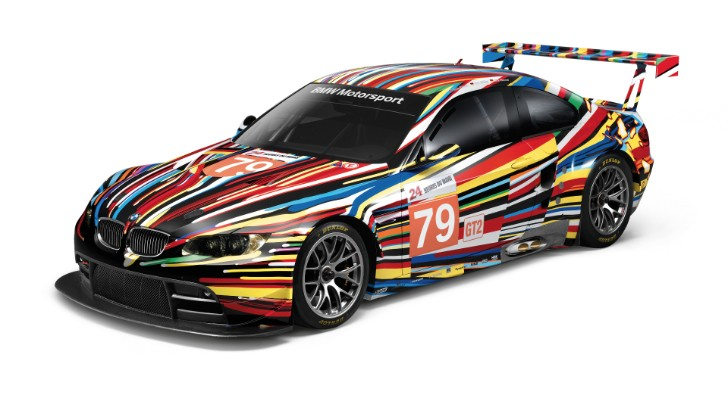 17th BMW Art Car to Be Unveiled on December 5th at 2013 Art Basel in Miami