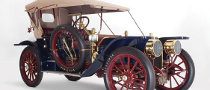 1908 Oldsmobile Limited Prototype To Be Auctioned