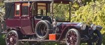 1911 Rolls Royce Silver Ghost Landaulette Up for Auction
