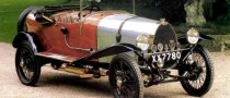 1925 Brescia Bugatti Found in Swiss Lake