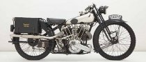 1925 Brough Superior SS100 Prototype Up for Grabs
