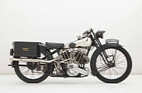 Brough Superior SS100 Prototype