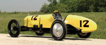 1925 Duesenberg Eight Speedway Roadster Up for Grabs