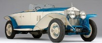 1926 Rolls-Royce 10EX Experimental Vehicle Up for Auction