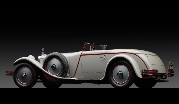 1928 Mercedes-Benz 680S Torpedo Roadster Doesn't Reach Expectations [Photo Gallery]