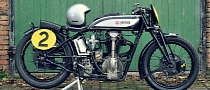 1928 Norton CS1 Is the Oldest Bike Racing Regularly in the UK