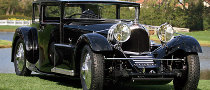 1931 Voisin Mylord Demi-Berline to Be Auctioned