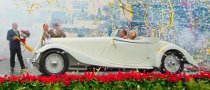 1933 Delage Named Best of Show at Pebble Beach