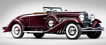 1935 Duesenberg Sold for $4,510,000 [Photo Gallery]