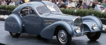 1936 Bugatti Type 57SC Atlantic Sells for $30M+