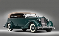 1936 Packard Eight Phaeton