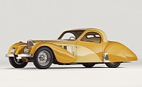 The 1937 Bugatti Type 57SC Atalante Coupe