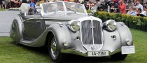 1937 Horch 853 Cabriolet, 'Best of Show' at Pebble Beach