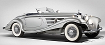 1937 Mercedes 540 K Spezial Roadster Sold for Nearly $10M at Monterey