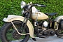 1938 Harley-Davidson WLD Solo Sport Owned by Steve McQueen Up for Grabs [Photo Gallery]