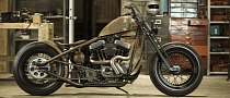 1944, A Custom Harley-Davidson by Dan Kocka [Video][Photo Gallery]