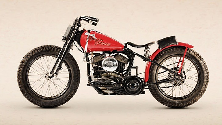 1946 Harley-Davidson WR Racer Shows Old-School Glory