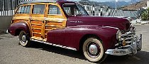 1948 Pontiac Woodie to Be Auctioned