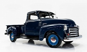 1949 GMC Pickup Sticks With the Original Look, Nearly Nails It