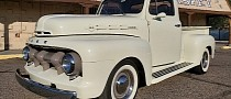 1951 Ford F-1 Is Anything But Vanilla, Online Battle Is On