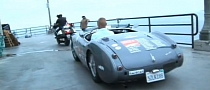 1953 Austin-Healey Coast-to-Coast Trip to Fight Cancer [Video]