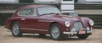 1955 Aston Martin DB2/4 Owned by King Baudouin of Belgium for Sale