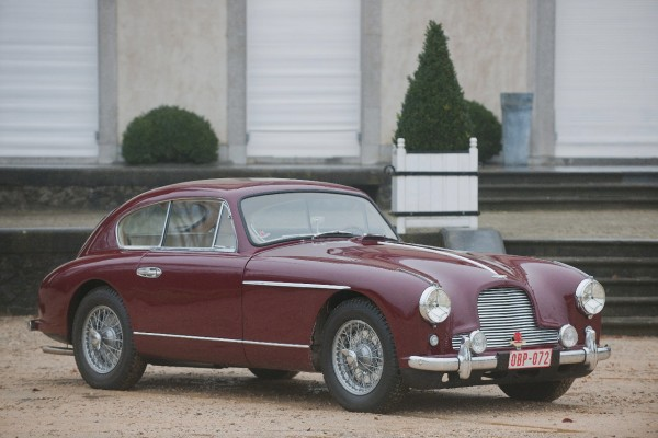 1955 Aston Martin Db2 4 Owned By King Baudouin Of Belgium For Sale Autoevolution
