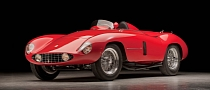 1955 Ferrari 750 Monza Spider Heading for Pebble Beach Auction