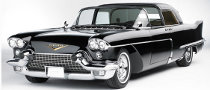1956 Cadillac Eldorado Brougham Prototype Up for Grabs