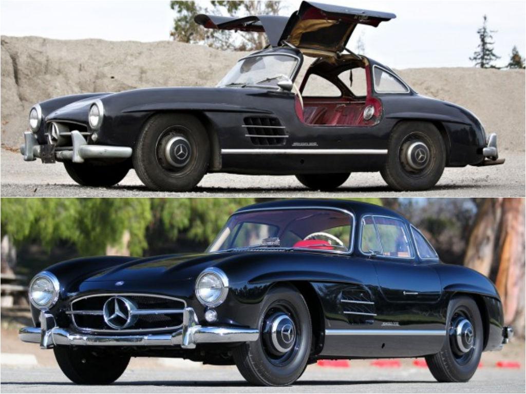 1956 mercedes benz 300 sl vs 1956 300 sl autoevolution for 1956 mercedes benz