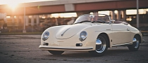 1956 Porsche Speedster Replica Looks Incredible [Photo Gallery]