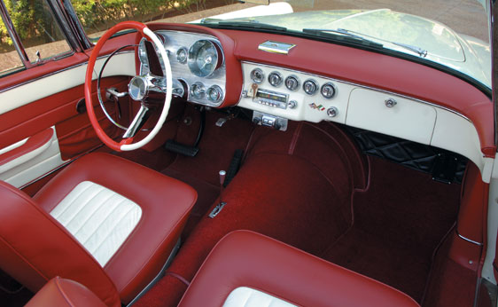 1957 Dual Ghia Convertible Goes Under The Hammer