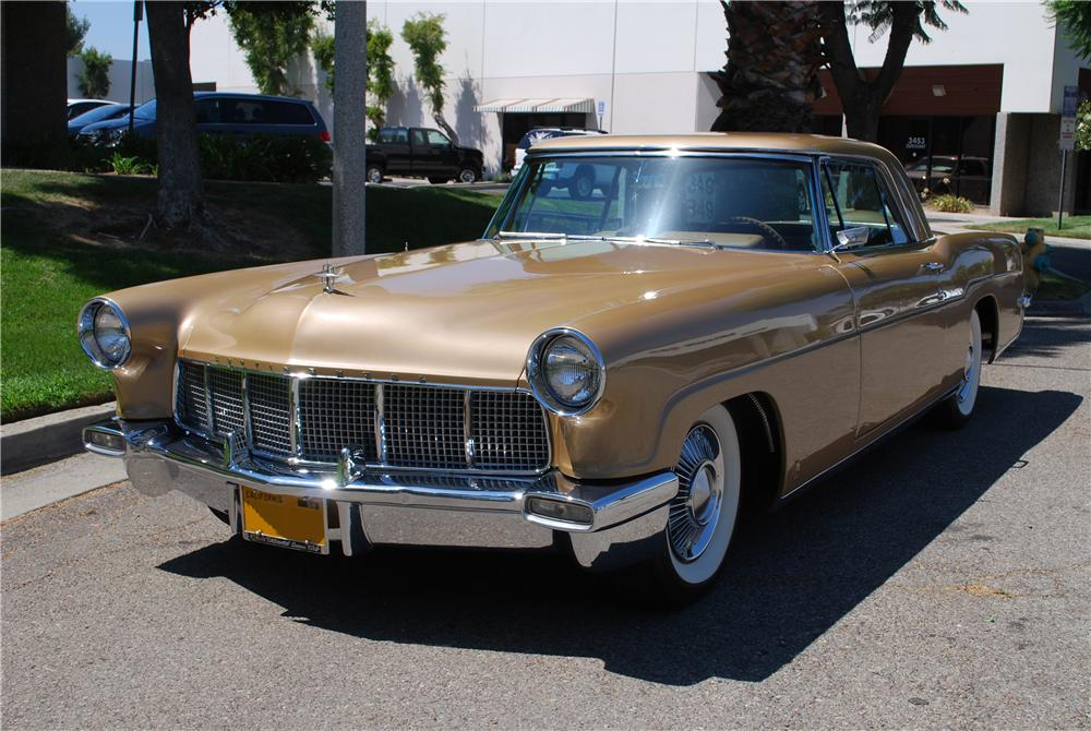 1957 Lincoln Continental Mark II Sells for Incredible $700K ...