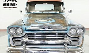 1959 Chevrolet Apache Is Proof Rust Can Become Noble as Well