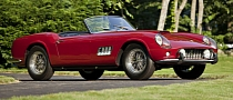 1960 Ferrari California Fetches Over $11M at Pebble Beach Auction