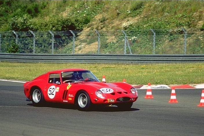 1963 Ferrari GTO 250 Sells for Record-Breaking $52 Million