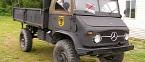 1963 Mercedes Benz Unimog for Sale on eBay