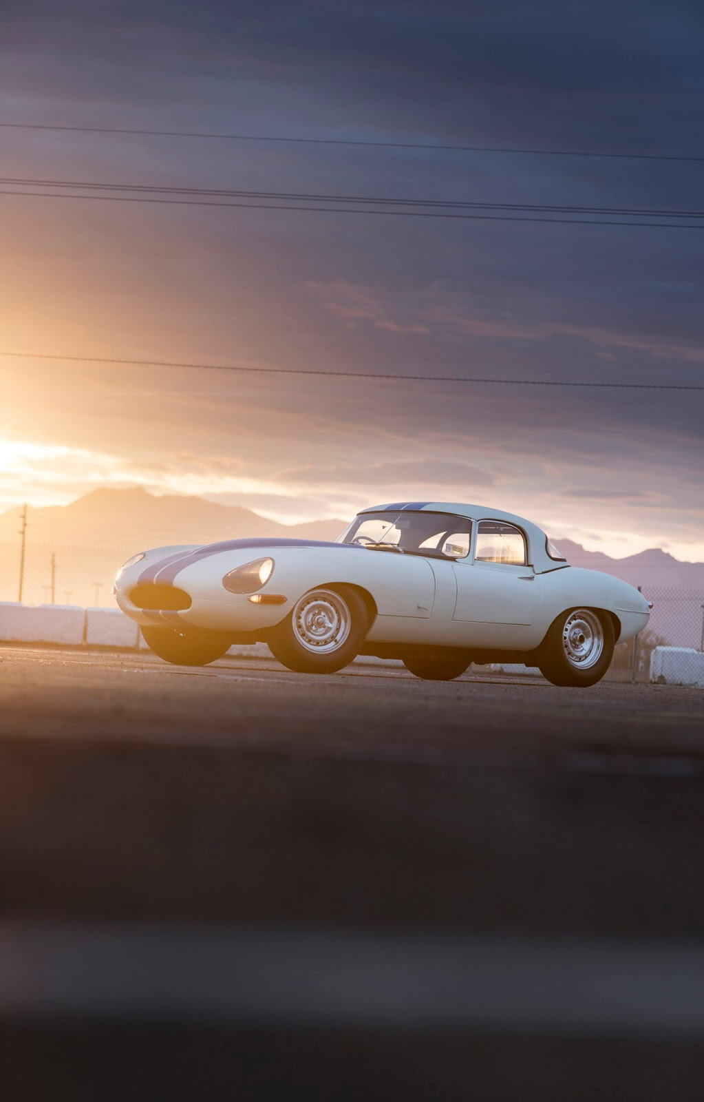 ... 1963 Jaguar E Type Lightweight Competition