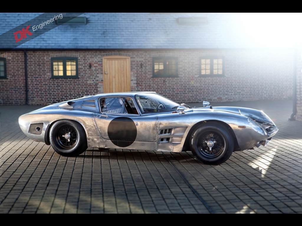 1965 Bizzarrini A3c Is 100 Percent Restored And Ready To