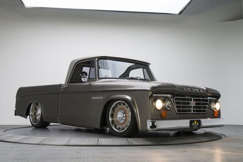 1965 dodge d100 restomod brags with ridetech air ride suspension 13 photos publicscrutiny Image collections