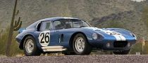 1965 Shelby Daytona Cobra Coupe Up for Auction