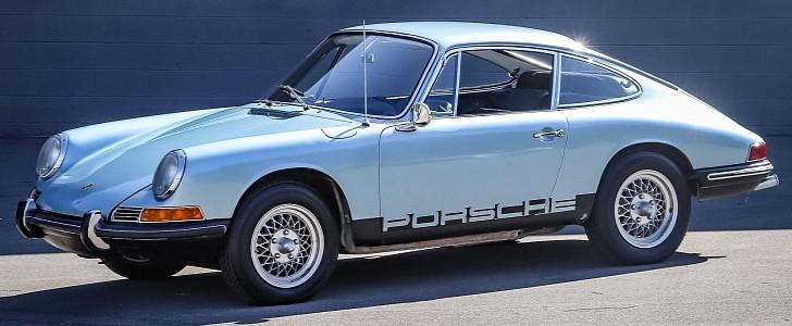 1966 Porsche 912 Is Almost Unused at 55k Miles, Has Low $37,500 Price