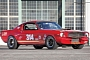 1966 Shelby GT350H Race Car Under the Hammer [Photo Gallery]