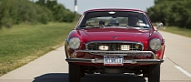1966 Volvo P1800 Close to Traveling 3 Million Miles [Photo Gallery]