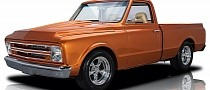 1967 Chevrolet C10 Is a $60K Stacey David Copperhead Tribute