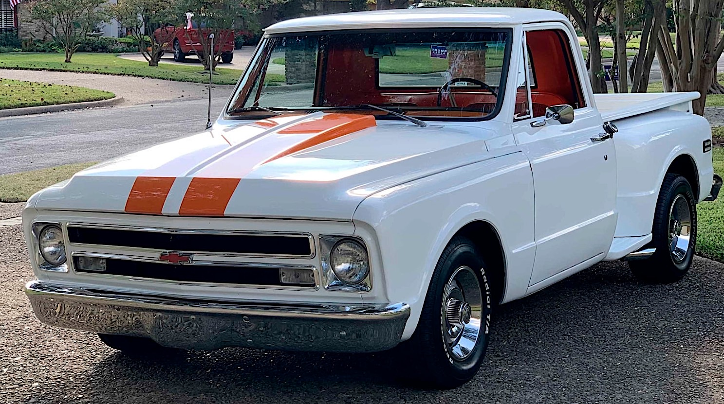 1967 Chevrolet C10 Is A Soft Approach To Custom Pickups Autoevolution