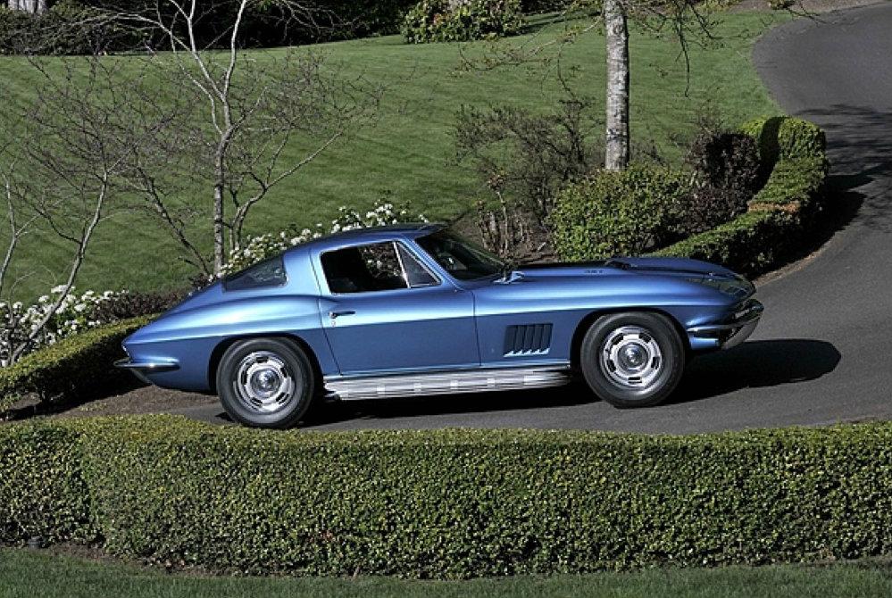 1967 Chevrolet Corvette L88 Coupe Up For Auction
