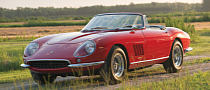 1967 Ferrari 275 GTB/4 NART Spider Sells for $27.5 Million