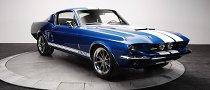 1967 Mustang Gets Custom Treatment